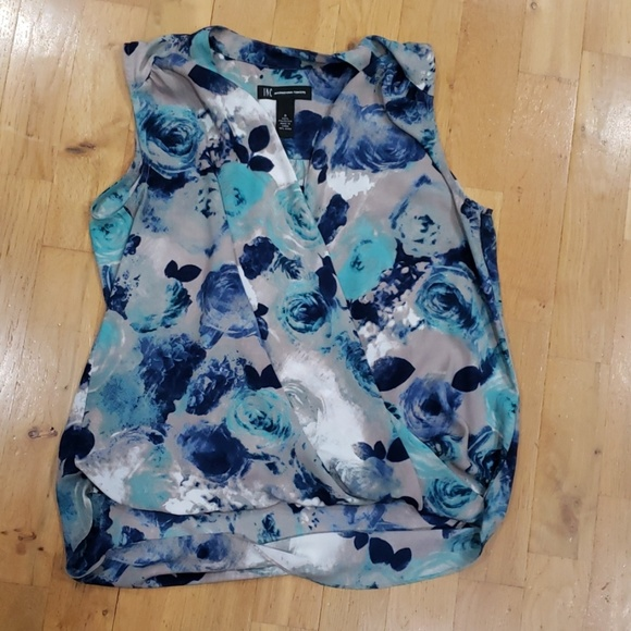 INC International Concepts Tops - Dressy Blouse Size 0